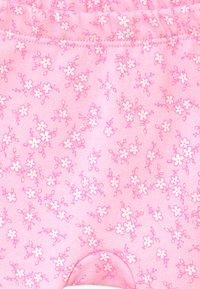 Benetton - Spodnie materiałowe - pink - 3