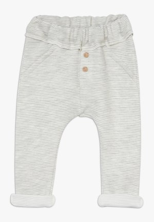 TROUSERS BABY ZGREEN - Tracksuit bottoms - light grey
