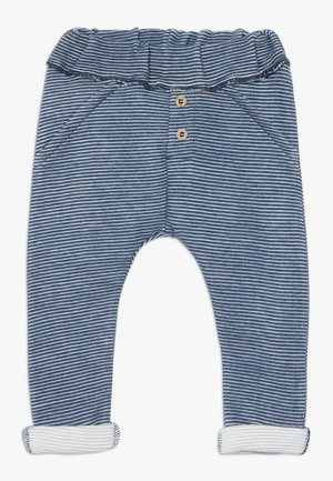 TROUSERS BABY ZGREEN - Tracksuit bottoms - dark blue