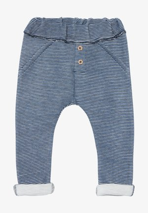 TROUSERS BABY ZGREEN - Teplákové kalhoty - dark blue