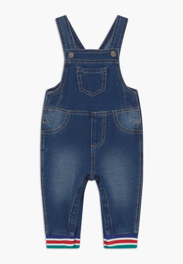 DUNGAREE - Tuinbroek - blue denim