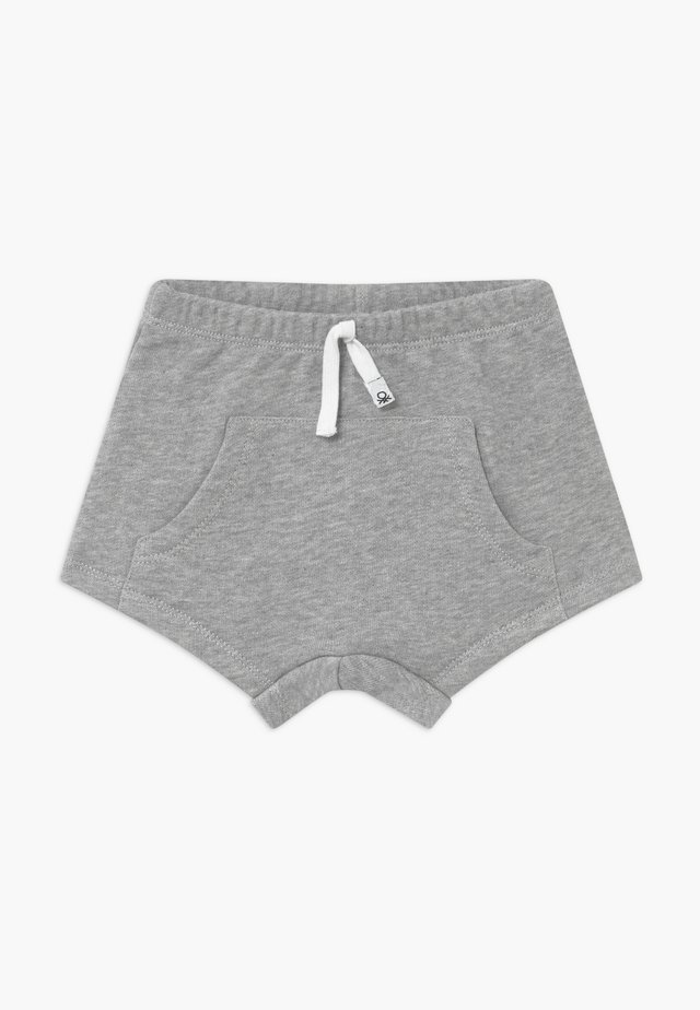 BABY - Broek - mottled grey