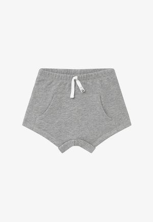 BABY - Trousers - mottled grey