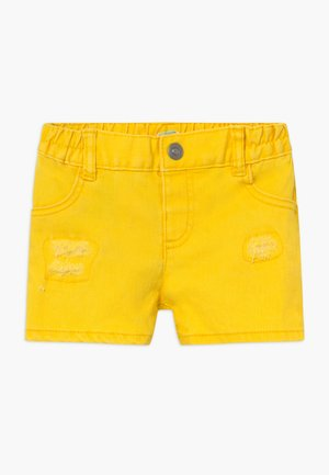 Shorts vaqueros - yellow