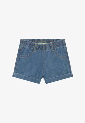 Jeans Short / cowboy shorts - light-blue denim