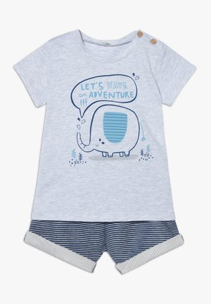 SET BABY ZGREEN - Shorts - light grey