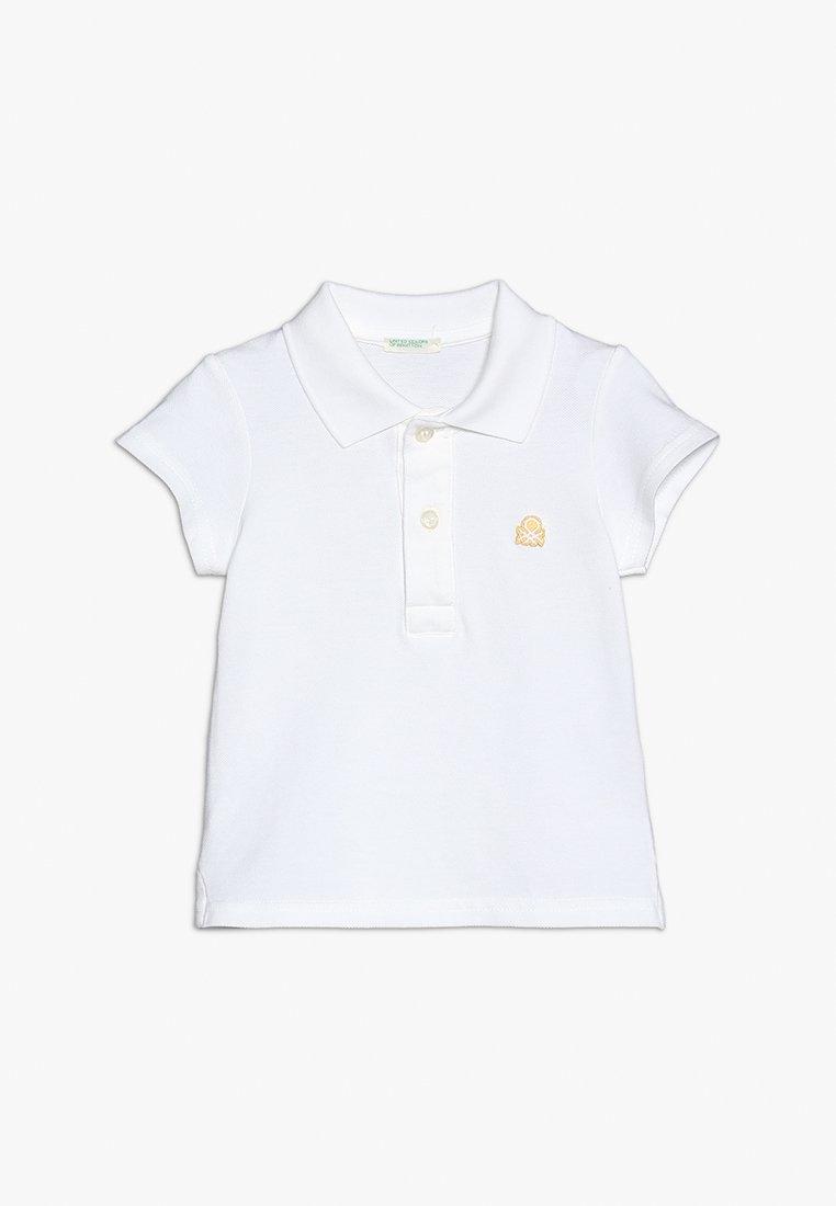 Benetton - Poloshirt - white