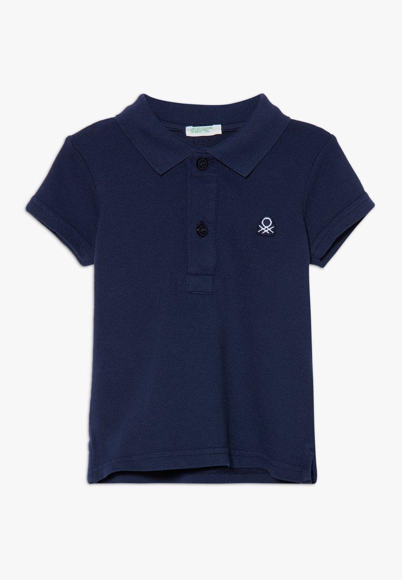 Benetton - Poloshirt - dark blue