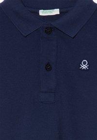 Benetton - Poloshirt - dark blue - 4