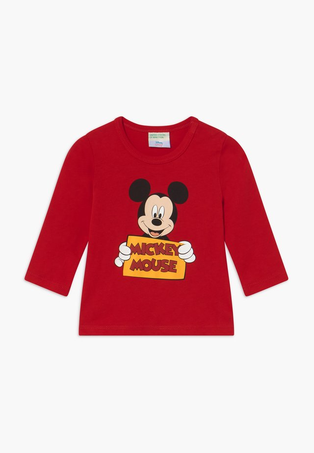 BABY - Longsleeve - red