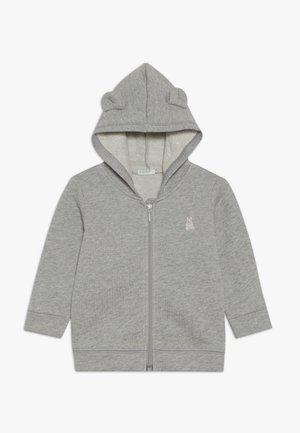 JACKET HOOD BABY - Zip-up hoodie - mottled grey
