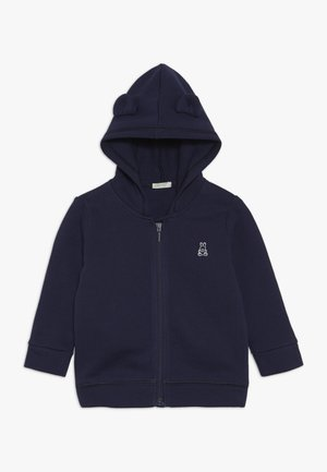 JACKET HOOD BABY - veste en sweat zippée - dark blue