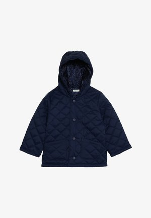 JACKET - Light jacket - dark blue