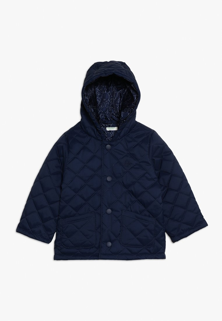 Benetton - JACKET - Overgangsjakker - dark blue