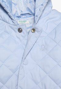 Benetton - JACKET - Lehká bunda - light blue - 4