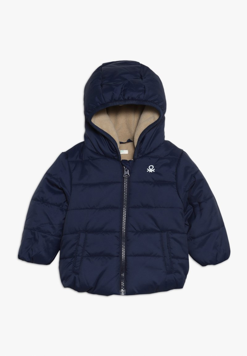 Benetton - JACKET - Winter jacket - dark blue