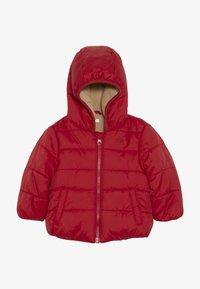 Benetton - JACKET - Winter jacket - red - 2