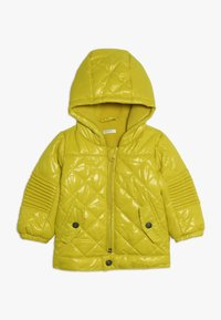 Benetton - JACKET - Winter jacket - yellow - 0