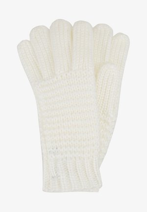 Fingerhandschuh - offwhite