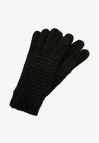 Benetton - Fingervantar - black - 0