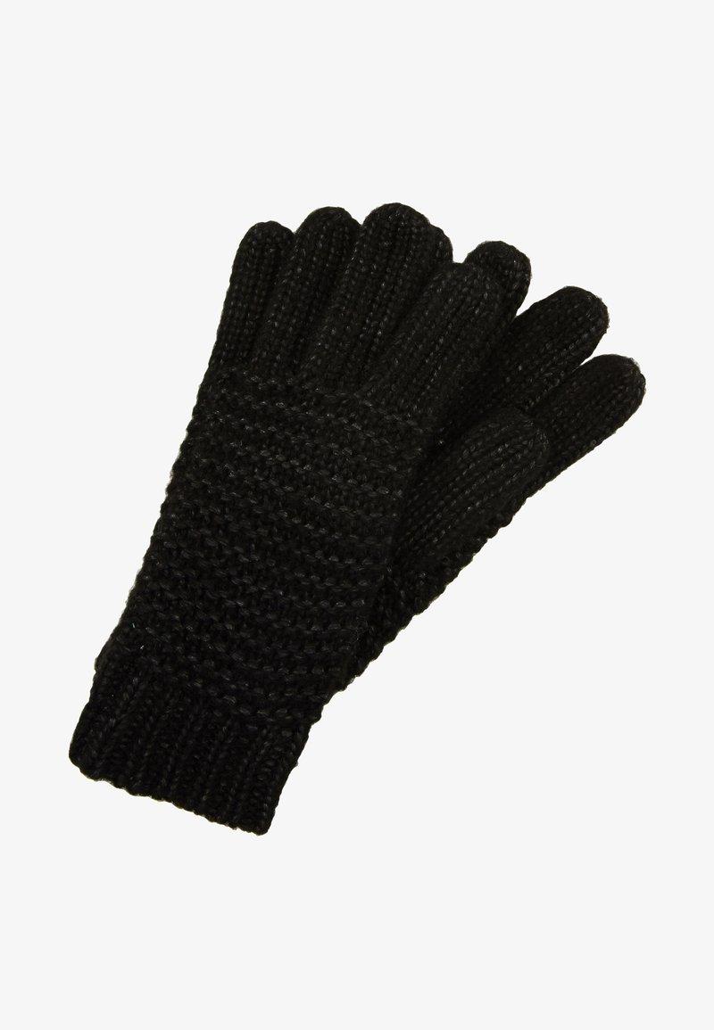 Benetton - Fingervantar - black