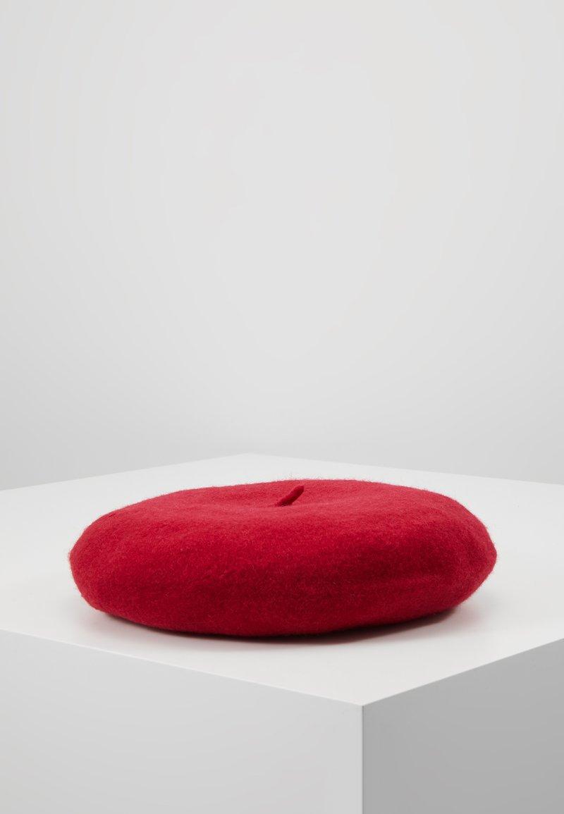 Benetton - Mütze - red