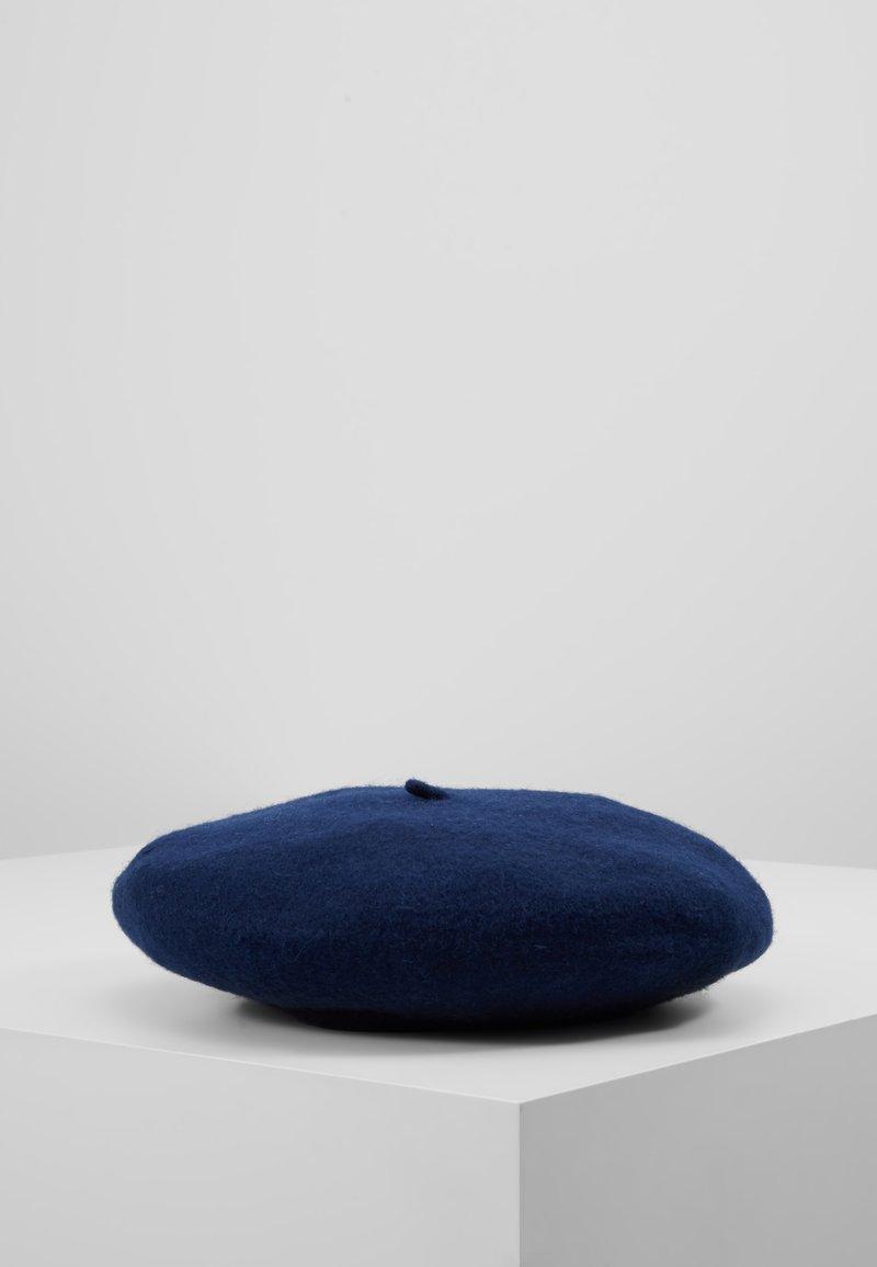 Benetton - Beanie - dark blue
