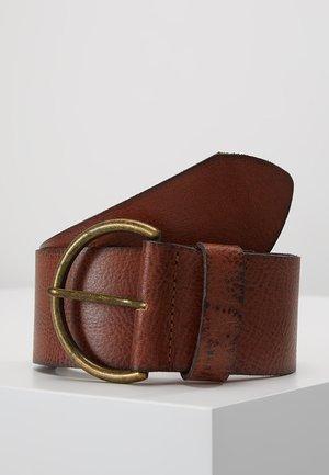 BELT - Waist belt - tan