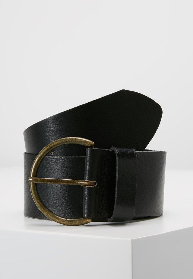BELT - Taillengürtel - black