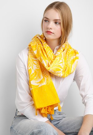SCARF - Sjal - yellow