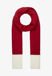 Benetton - Scarf - red - 1
