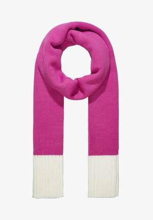 Sciarpa - pink/white