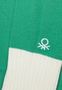 Benetton - Šála - green - 2