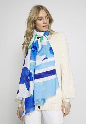 Huivi - blue/white