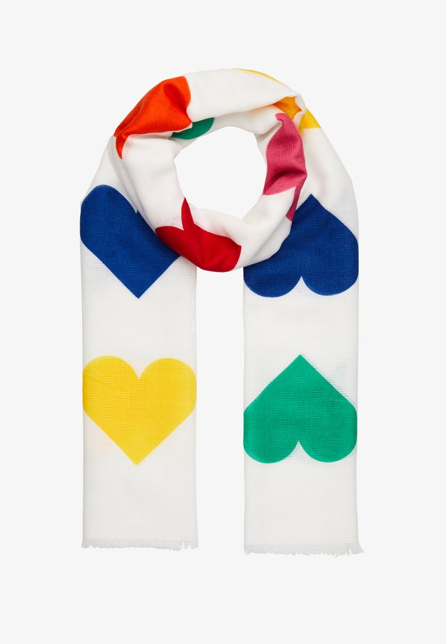 Scarf - multi-coloured
