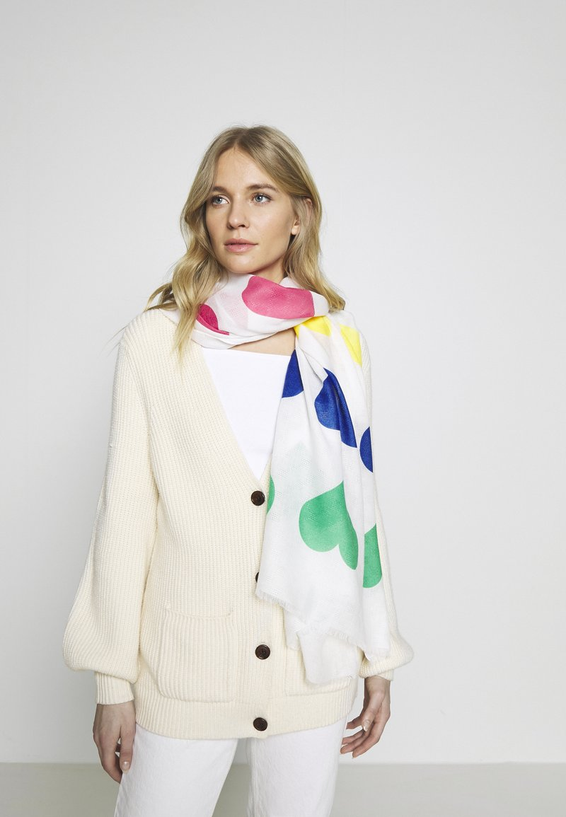 Benetton - Scarf - multi-coloured