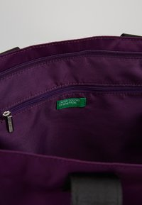Benetton - Tote bag - lilac - 4