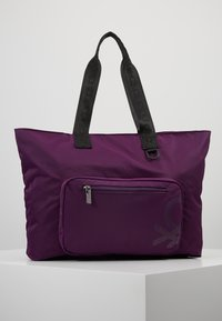 Benetton - Tote bag - lilac - 0