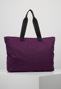 Benetton - Tote bag - lilac - 2