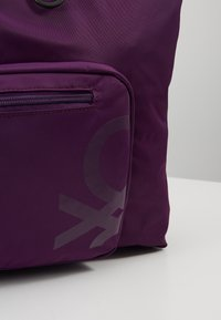 Benetton - Tote bag - lilac - 6