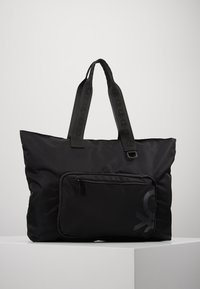 Benetton - Shoppingveske - black - 0