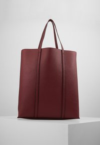 Benetton - Tote bag - dark red - 0