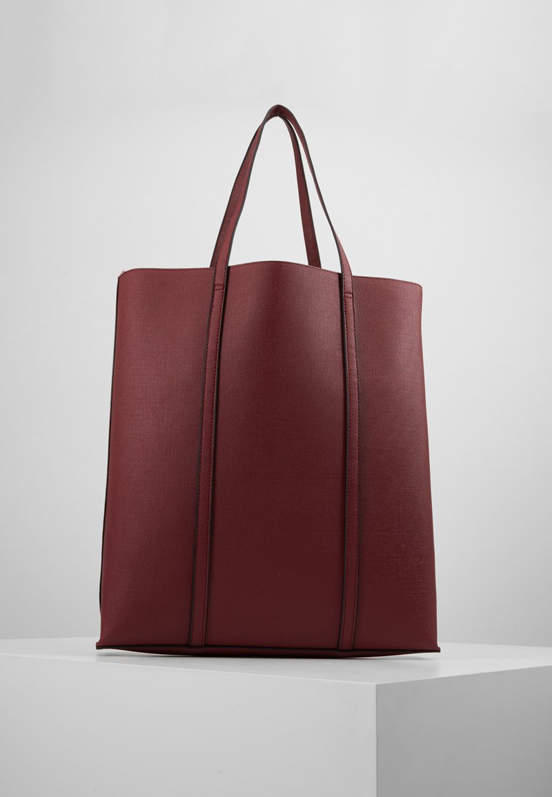 Benetton - Tote bag - dark red