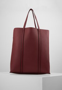 Benetton - Tote bag - dark red - 2