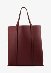 Benetton - Tote bag - dark red - 6