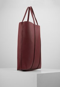 Benetton - Tote bag - dark red - 3