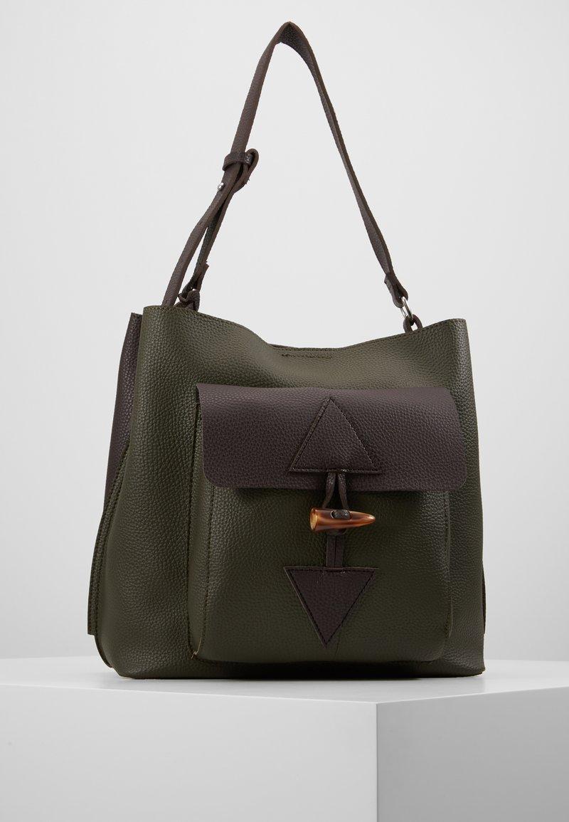 Benetton - Handbag - green