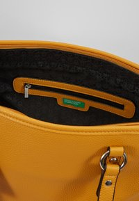 Benetton - Shopping bag - yellow - 4