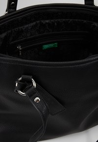 Benetton - Shopping bag - black - 4