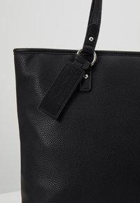 Benetton - Shopping bag - black - 6